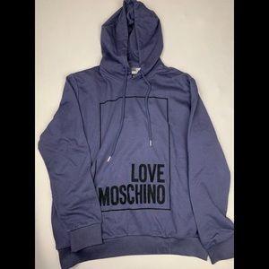 NWT!💝Moschino Men's hoodie